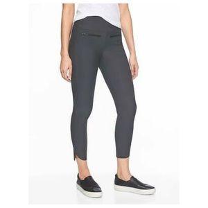 Athleta NWT Charcoal Stellar Crop Pants